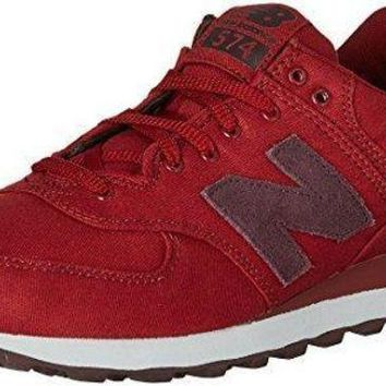 DCCK1IN new balance men s 574 canvas waxed pack fashionsneakers