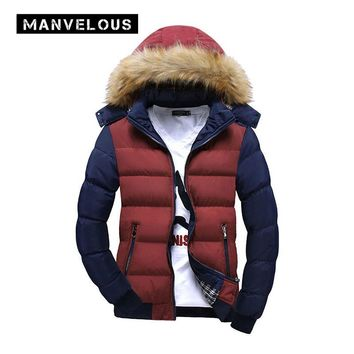 Mens Winter Jackets Parkas Coats