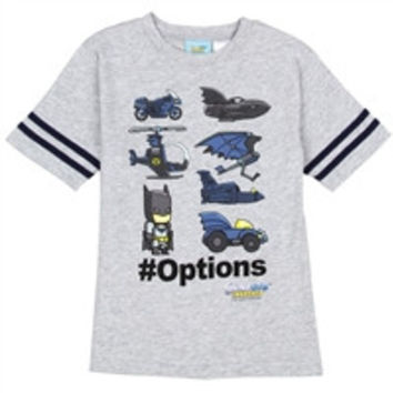 BATMAN Boys 4-7 T-Shirt-su3l0003
