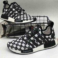 """ADIDAS NMD """"YSL"""" Fashionable Casual Shoes F-A36H-MY"""
