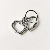 Bison Designs Love Link Carabiner Clip Keychain | Urban Outfitters