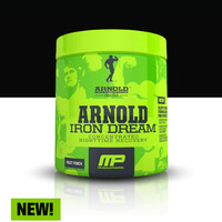 Arnold Schwarzenegger Series Iron Dream at Bodybuilding.com