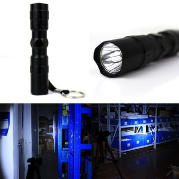 Red//Green//Blue Beam Light LED Flashlights Night Vision Torch For Camping*sg