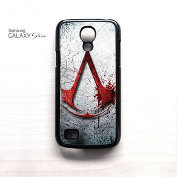 assassins creed logos for Samsung Galaxy MiniS3/S4/S5 phonecases