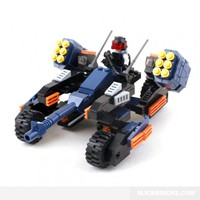 Future Assault Vehicle - Lego Compatible Toy