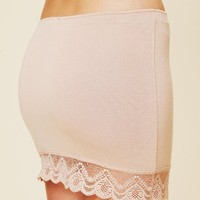Free People Mini Slip
