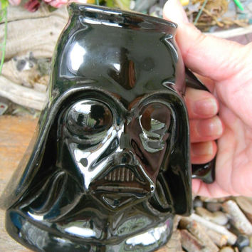 Star Wars Darth Vader Mug  solid Black