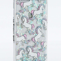 Skinnydip Glitter Unicorn iPhone 6 Case - Urban Outfitters