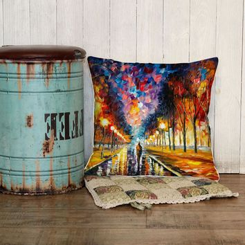 Oil Painting   Pillow Case