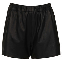 Leather Shorts By Boutique - Shorts - Clothing - Topshop
