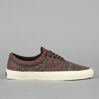 Flatspot - Vans Era CA (Washed Paisley) Better Chocolate