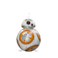 BB-8 Force Awakens Cardboard Standup