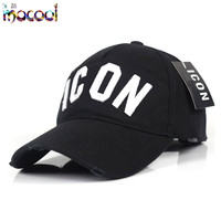 icon cap 100% Cotton Luxury brand cap icon Embroidery hats for men cap 6 panel Black snapback hat men casual Outdoor visor gorra