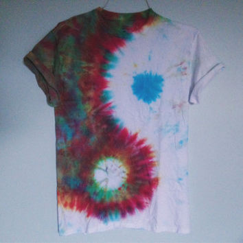 READY TO SHIP! Yin yang tie dye - medium