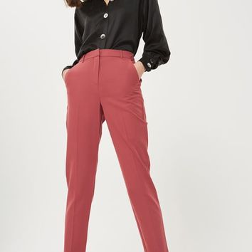 High Waist Cigarette Trousers - Pants & Leggings - Clothing