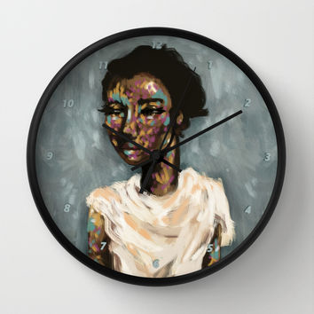 Undefined Wall Clock by Ben Geiger