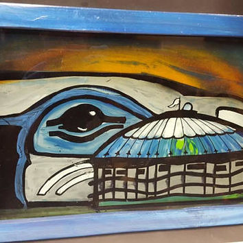 Seahawks Abstract Art!!