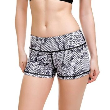 Women Yoga Shorts Ourdoor Sportswear Female Breathable Slim Clothes Lady High Waist Sport Hot Shorts Summer Fitness Running Wear