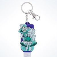 Disney Parks Keychain Hand Sanitizer Hitchhiking Ghosts 1oz New With Tags