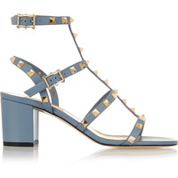 Valentino - The Rockstud leather sandals