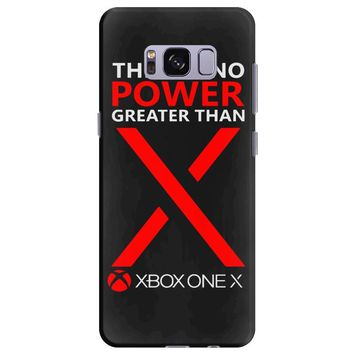 xbox one x – there's no power greater than x Samsung Galaxy S8 Plus