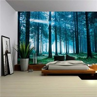 Painting Tree Wall Tapestry - Home Decor Wall Hanging Tapestry