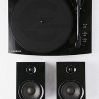 Crosley T100 Turntable With Speakers | Urban Outfitters