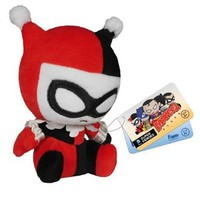 Funko Mopeez: Heroes - Harley Quinn Action Figure