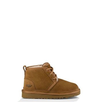 DCCKL8A jacklish UGG Junior's Chestnut Neumel 1001518