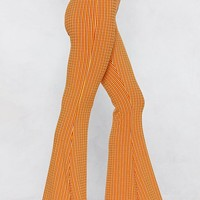 Flare to be Different Striped Pants
