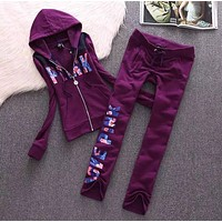 PINK Vitoria migen cotton sweater big suit fashion casual sportswear
