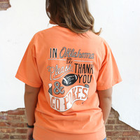 Please and Thank You Tee - OSU