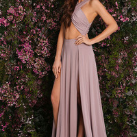 Demi Gown Taupe
