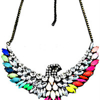 EAGLE SUGAR CULTURE NECKLACE