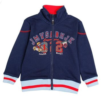 Boys Letter and print Jackets 18 M- 6 Year old