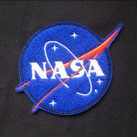 Nasa Space Patch Iron or Sew On