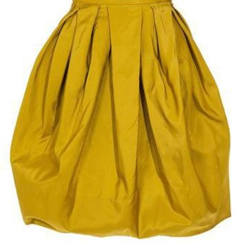Browns fashion & designer clothes & clothing | JASON WU | Sculpted silk skirt