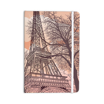 "Sam Posnick ""Eiffel Tower"" Everything Notebook"