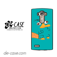 Perry The Platypus For LG G4 Case Phone Case Gift Present YO
