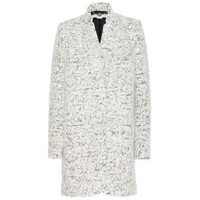 stella mccartney - bryce mohair and wool-blend coat
