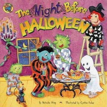 The Night Before Halloween (The Night Before)
