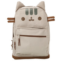 Pusheen Face Backpack
