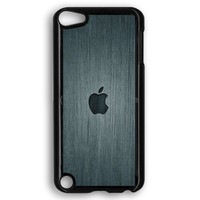 Apple Wood Logo iPod Touch 5 Case