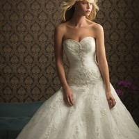 Allure Bridals 8769 Ball Gown Wedding Dress