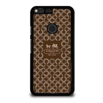 COACH NEW YORK 1941 Google Pixel XL Case Cover