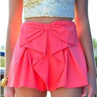Jennifer Bow Skort