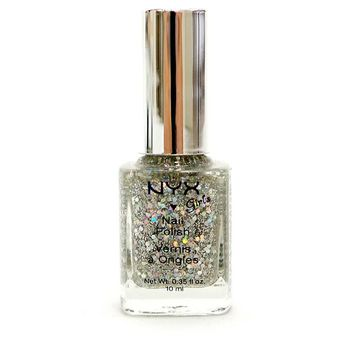 Spot Light NYX Girl Nail Polish