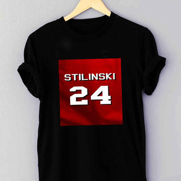 Teen Wolf Stilinski lacrosse jersey - T Shirt for man shirt, woman shirt XS / S / M / L / XL / 2XL / 3XL **