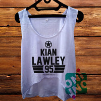 Our 2nd Life Kian Lawley crop tank Women's Cropped Tank Top