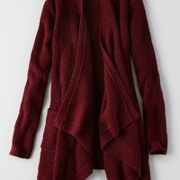 AEO Women's Draped Cardigan